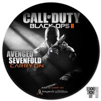 Avenged Sevenfold - Carry On Call of Duty Black Ops 2 OST - RSD 2013